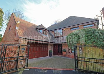 Thumbnail 6 bedroom detached house for sale in Westover Hill, London