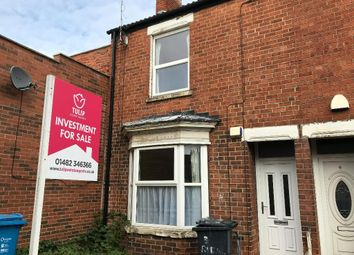 2 bed terraced house for sale in Rydal Grove, De Grey Street, Kingston Upon Hull HU5