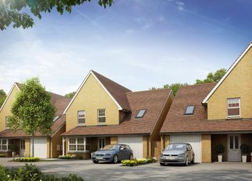 "Thumbnail 4 bed detached house for sale in ""Harrogate"" at Bevans Lane, Pontrhydyrun, Cwmbran"