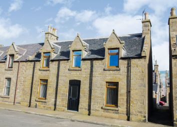 3 bed semi-detached house for sale in Harbour Street, Buckie, Moray AB56