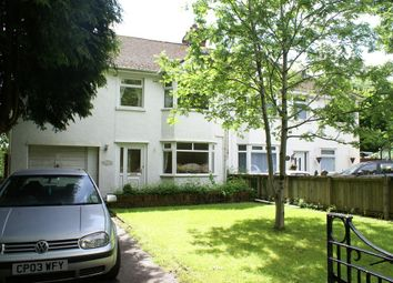 Thumbnail 5 bedroom semi-detached house for sale in Newport Road, Old St. Mellons, Cardiff