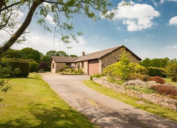 Thumbnail 3 bed detached bungalow for sale in Bradley Close, Sled Lane, Wylam, Northumberland