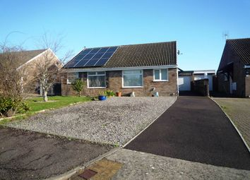 Thumbnail 2 bed semi-detached bungalow to rent in Smeaton Close, Rhoose, Vale Of Glamorgan