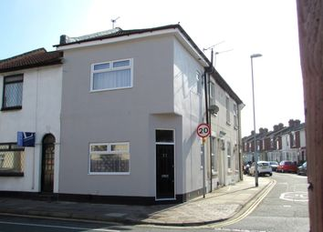 Thumbnail 1 bedroom end terrace house to rent in Stamshaw Road, Portsmouth