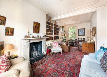 Thumbnail 4 bed semi-detached house for sale in Warriner Gardens, Battersea, London