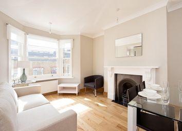 Thumbnail 3 bed flat to rent in Warriner Gardens, Battersea