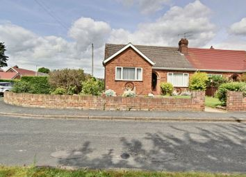Thumbnail 3 bed bungalow for sale in Reynolds Close, Melton, North Ferriby