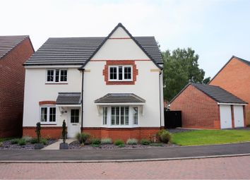 Thumbnail 4 bed detached house for sale in Kielder Drive, Stone