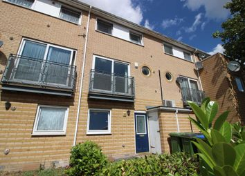 Thumbnail 4 bed town house for sale in Miles Drive, Thamesmead West