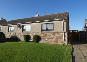 Thumbnail 2 bed semi-detached bungalow for sale in Bain Place, Watten, Wick