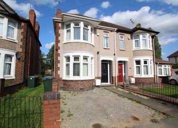 3 bed semi-detached house for sale in Nuffield Road, Coventry CV6