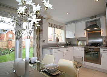 "Thumbnail 3 bed semi-detached house for sale in ""The Souter"" at Boston Road, Kirton, Boston"