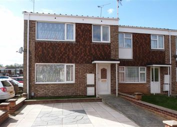 Thumbnail 4 bed end terrace house for sale in Anderson Close, Swindon