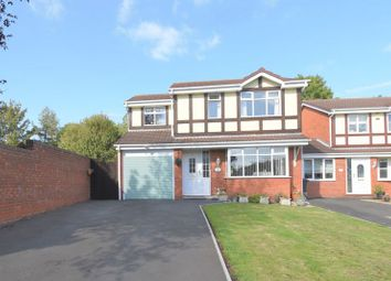4 bed detached house for sale in 1 Hartley Close, The Rock, Telford TF3