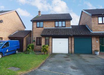 Thumbnail 3 bed link-detached house for sale in 26, Saltwood Drive, Brookvale, Runcorn, Halton