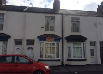 Thumbnail 2 bed terraced house for sale in 24 Wicklow Street, Middlesbrough, Cleveland