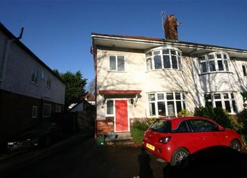 Thumbnail 2 bed flat to rent in Archers Road, Shirley, Southampton