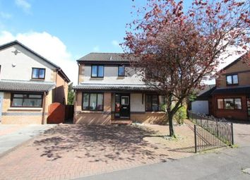 Thumbnail 5 bedroom detached house for sale in Bishopsgate Gardens, Colston, Glasgow
