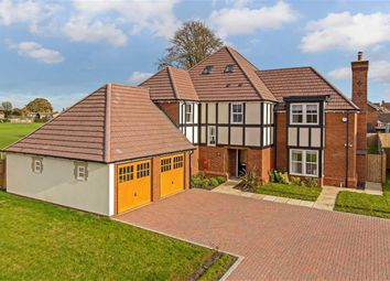 Thumbnail 5 bed detached house for sale in Wrestlers Grove, Langford, Bedfordshire