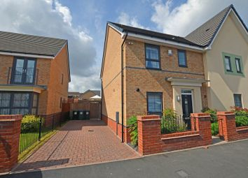 Thumbnail 3 bedroom semi-detached house for sale in Messenger Road, Smethwick