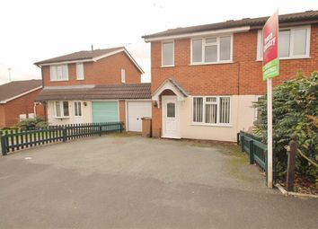 Thumbnail 2 bed semi-detached house to rent in Middleton Close, Oswestry