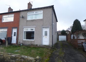 Thumbnail 2 bed end terrace house for sale in Sandhall Lane, Highroad Well, Halifax