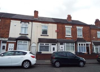 Thumbnail 3 bed terraced house for sale in Deykin Avenue, Birmingham, West Midlands