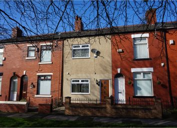 Thumbnail 2 bed terraced house for sale in College Avenue, Manchester