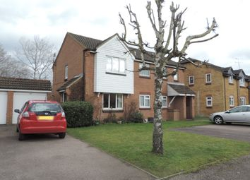 Thumbnail 2 bed end terrace house for sale in Nash Close, Welham Green, Hatfield