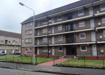 Thumbnail 1 bed flat to rent in Springbank Road, Paisley