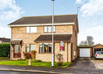 Thumbnail 2 bedroom semi-detached house for sale in Caldbeck Place, North Anston, Sheffield