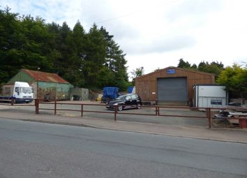 Thumbnail Commercial property for sale in Wood Road, Mile End, Coleford