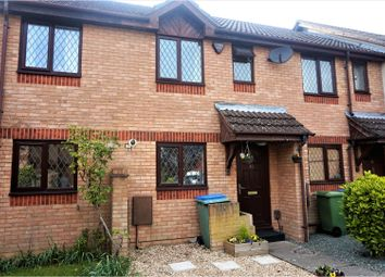 Thumbnail 2 bedroom terraced house for sale in Lambourne Drive, Locks Heath