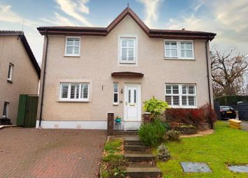 Thumbnail 4 bed detached house for sale in Woodlea Gardens, Sauchie, Alloa