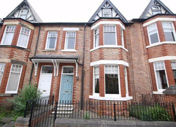 Thumbnail 5 bed town house for sale in Swinburne Road, Darlington, County Durham