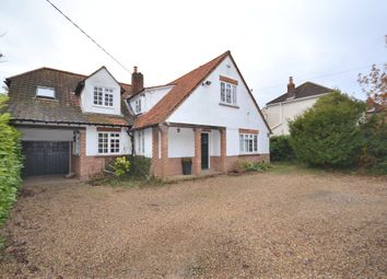 Thumbnail 5 bed detached house to rent in Mersea Road, Blackheath, Colchester