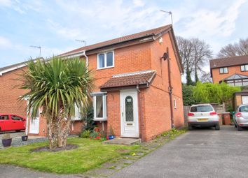 2 bed semi-detached house for sale in Shirebrooke Close, Nottingham NG6