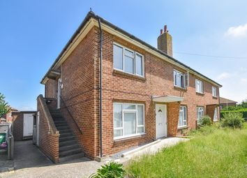 Thumbnail 2 bed flat for sale in Biggins Wood Road, Folkestone