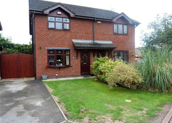 Thumbnail 3 bed semi-detached house for sale in Sandhurst Avenue, Crewe
