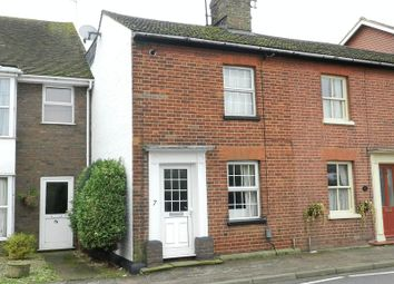 Thumbnail 2 bed terraced house to rent in Leighton Road, Toddington, Dunstable