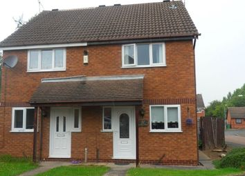 Thumbnail 2 bed semi-detached house to rent in St Annes Way, Worksop, Notts