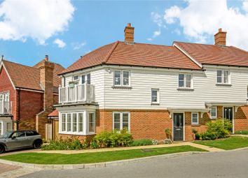 Thumbnail 3 bed semi-detached house for sale in Holland Park, Caterham, Surrey