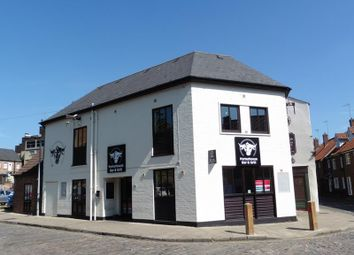 Thumbnail Leisure/hospitality for sale in 19 Chapel Street, King's Lynn, Norfolk