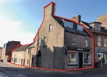 Thumbnail Retail premises for sale in 1 Lordburn, Arbroath, Angus