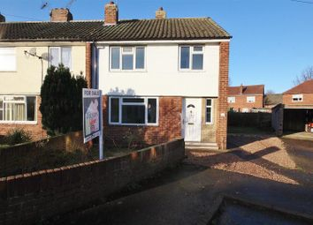 3 bed semi-detached house for sale in Mill Balk Place, Snaith, Goole DN14