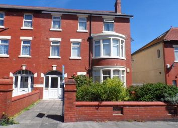 Thumbnail 1 bedroom flat to rent in Knowle Avenue, Blackpool
