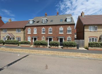 Thumbnail 4 bed town house for sale in Walford Grove, Kempston