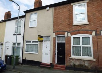 Thumbnail 2 bedroom terraced house to rent in Fisher Street, Wolverhampton, West Midlands