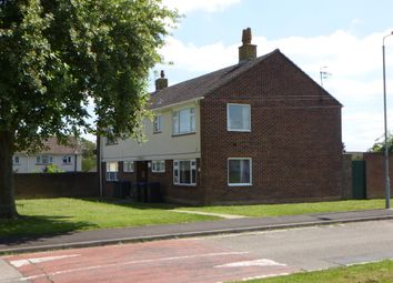 Thumbnail 1 bed flat for sale in Fotherby Crescent, Salisbury