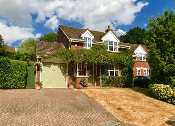 4 bed detached house for sale in Badger Way, Hazlemere, High Wycombe HP15